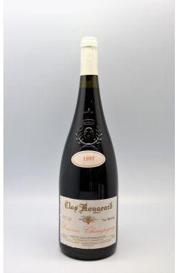 Clos Rougeard Saumur Champigny Le Bourg 1997 Magnum - PROMO -5% !