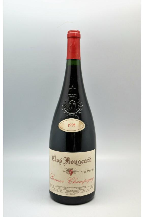 Clos Rougeard Saumur Champigny Les Poyeux 1995 Magnum
