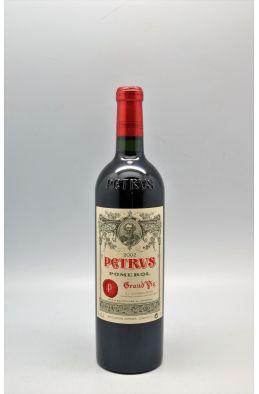 Pétrus 2002