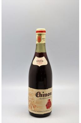 Couly Dutheil Chinon 1969