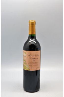 Peyre Rose Côteaux du Languedoc Syrah Léone 1998