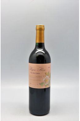 Peyre Rose Côteaux du Languedoc Clos des Cistes 1998