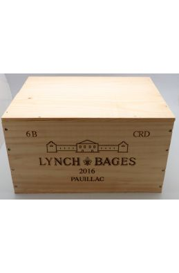 Lynch Bages 2016 OWC