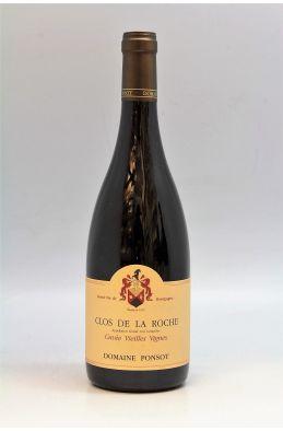 Ponsot Clos de la Roche Vieilles Vignes 2018