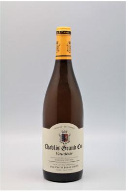 Jean Paul Droin Chablis Grand cru Vaudésir 2019