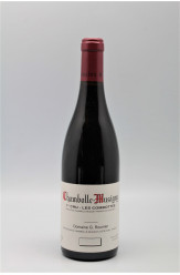 Georges Roumier Chambolle Musigny 1er cru Les Combottes 2018