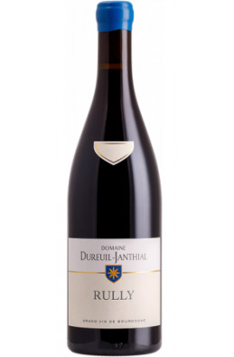 Vincent Dureuil Janthial Rully 2018 rouge