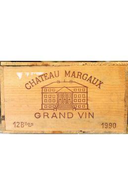 Château Margaux 1990 OWC
