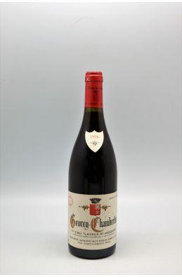 Armand Rousseau Gevrey Chambertin 1er cru Lavaux St Jacques 1996