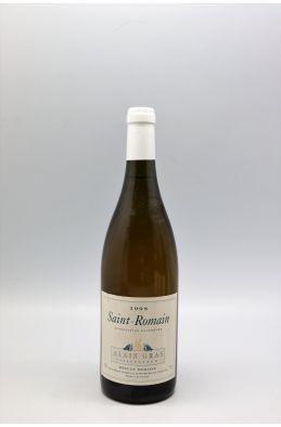Alain Gras Saint Romain 1998 Blanc