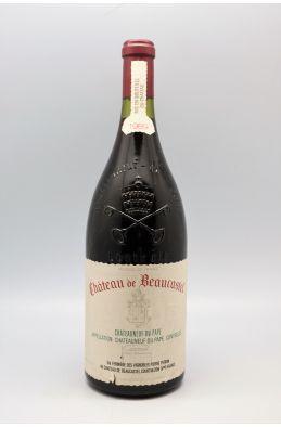 Beaucastel 1989 Magnum