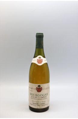 Chanzy Bourgogne Clos de la Fortune 1988 Blanc