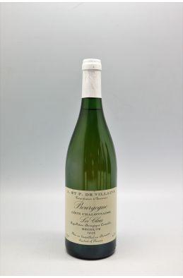 De Villaine Bourgogne Côte Chalonnaise Les Clous 1994