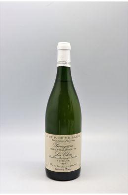 De Villaine Bourgogne Côte Chalonnaise Les Clous 1996