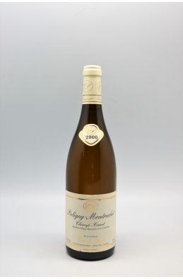 Etienne Sauzet Puligny Montrachet 1er cru Champ Canet 2000