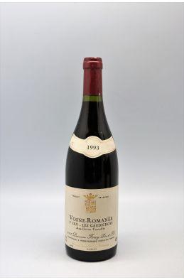Forey Vosne Romanée 1er cru les Gaudichots 1993