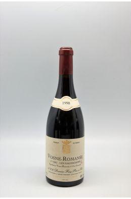 Forey Vosne Romanée 1er cru les Gaudichots 1998