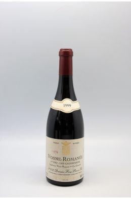 Forey Vosne Romanée 1er cru les Gaudichots 1999