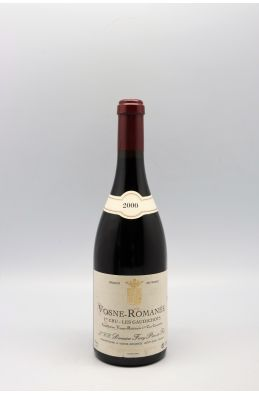 Forey Vosne Romanée 1er cru les Gaudichots 2000