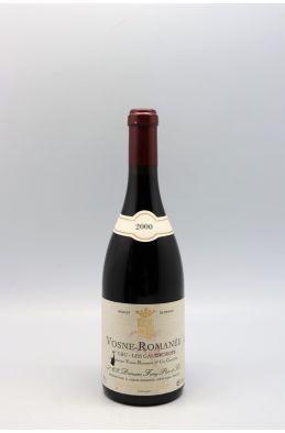 Forey Vosne Romanée 1er cru les Gaudichots 2000 - PROMO -5% !