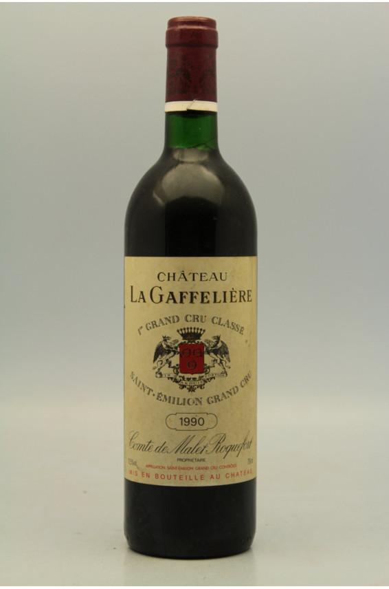La Gaffeliere 1990