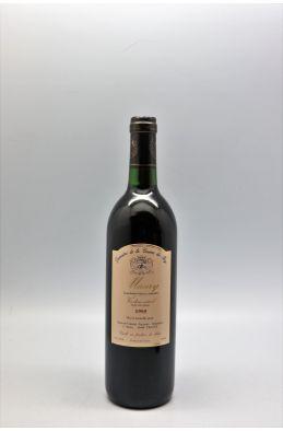 La Coume du Roy Maury 1995
