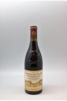 La Nerthe Châteauneuf du Pape Cuvée des Cadettes 1997
