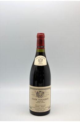 Louis Jadot Clos Vougeot 1993