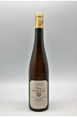 Marcel Deiss Alsace Grand cru Gewurztraminer Altenberg de Bergheim Sélection de Grains Nobles 1989