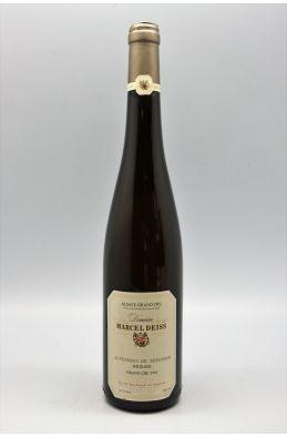 Marcel Deiss Alsace Grand cru Riesling Altenberg de Bergheim 1993