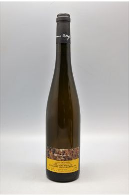 Ostertag Alsace Grand cru Riesling Muenchberg Vendanges Tardives 1989
