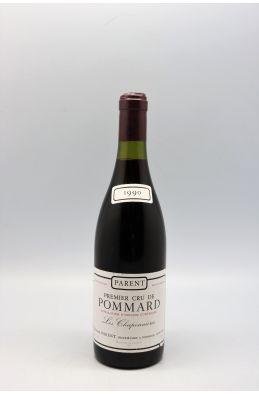 Parent Pommard 1er cru Les Chaponnières 1990
