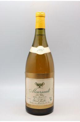 Patrick Javillier Meursault Les Clous 1997 Magnum