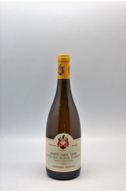 Ponsot Morey Saint Denis 1er cru Clos Des Monts Luisants 1999 blanc
