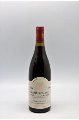 Robert Arnoux Vosne Romanée 1er cru Les Chaumes 1990