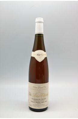 Schoffit Alsace Grand Cru Tokay Pinot Gris Rangen Clos Saint Théobald 2002