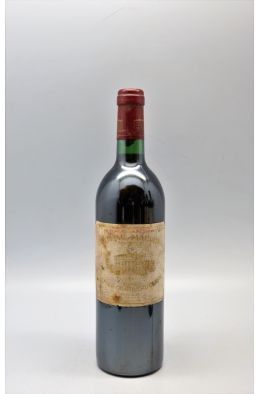 Château Margaux 1983 -15% DISCOUNT !