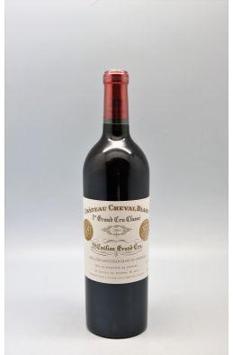 Cheval Blanc 2001