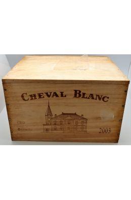 Cheval Blanc 2003 OWC