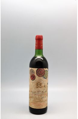 Mouton Rothschild 1978 -15% DISCOUNT !