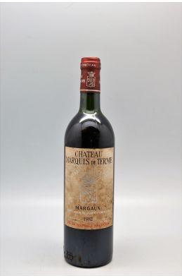Marquis de Terme 1982 -10% DISCOUNT !