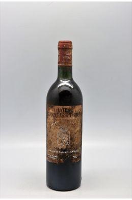 Marquis de Terme 1982 -15% DISCOUNT !