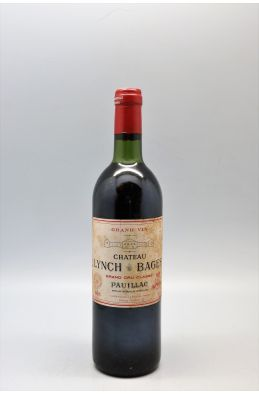 Lynch Bages 1983 - PROMO -10% !