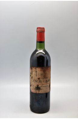 Lynch Bages 1983 -15% DISCOUNT !