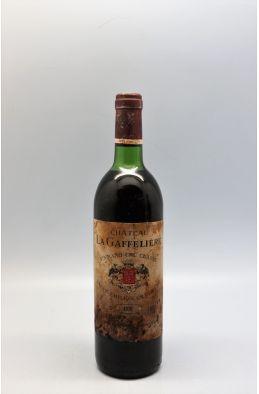 La Gaffelière 1979 -20% DISCOUNT !