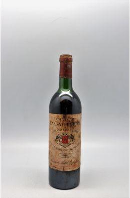 La Gaffelière 1986 - PROMO -20% !