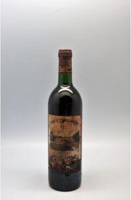 Picque Caillou 1986 - PROMO -15% !
