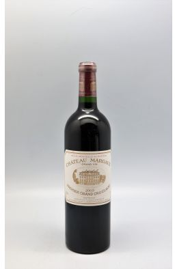 Château Margaux 2003 -5% DISCOUNT !