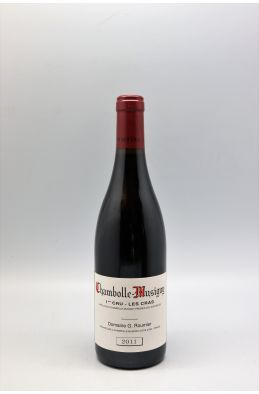 Georges Roumier Chambolle Musigny 1er cru Les Cras 2011