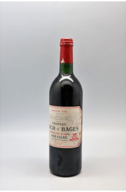 Lynch Bages 1994 - PROMO -5% !
